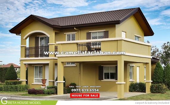 Camella Tacloban House and Lot for Sale in Tacloban Philippines