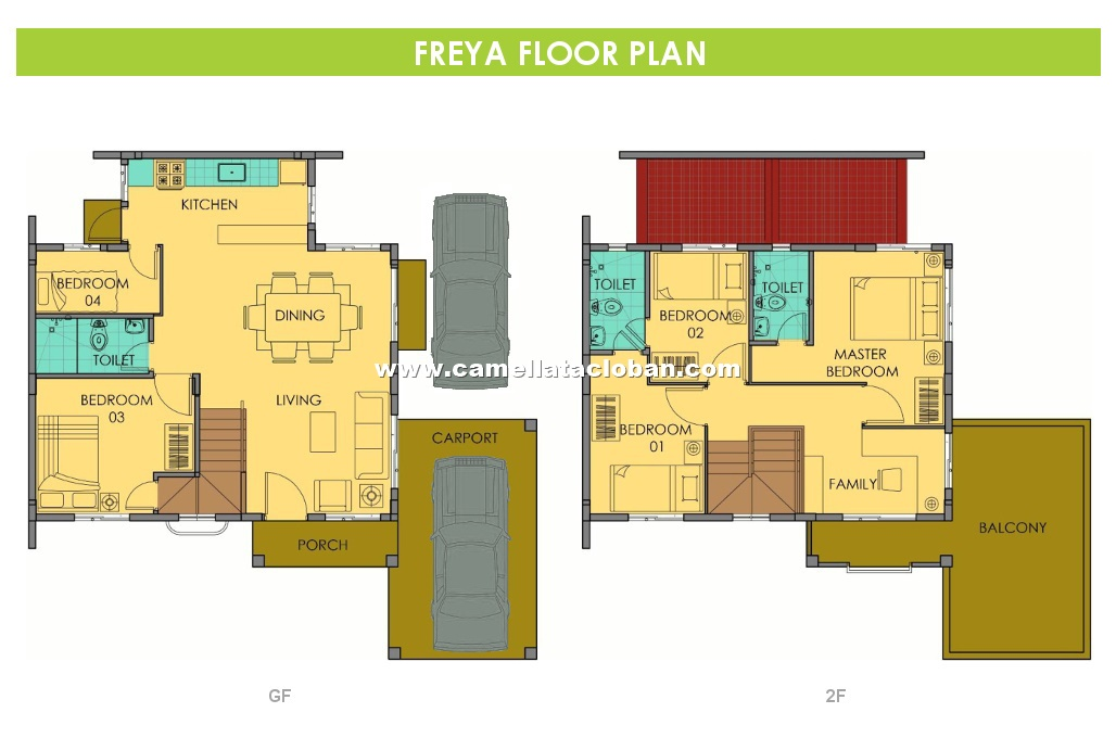 Freya  House for Sale in Tacloban