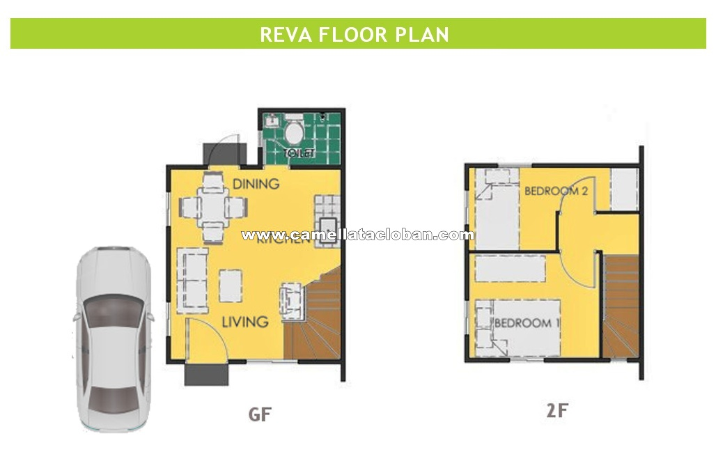 Reva  House for Sale in Tacloban