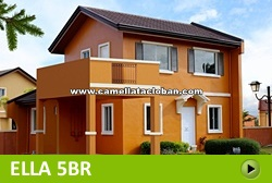 Ella House and Lot for Sale in Tacloban Philippines