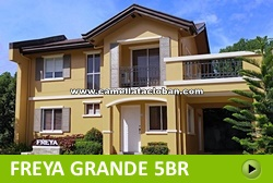 Freya House and Lot for Sale in Tacloban Philippines