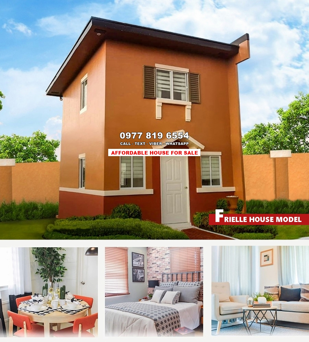 Frielle House for Sale in Tacloban