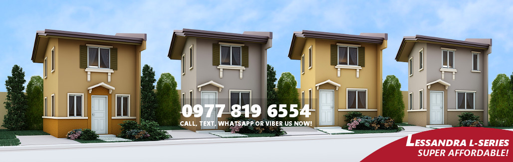 Lesandra L-Series Enclave - House for Sale in Tacloban